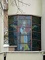Svidnik malovana vitraz na kostole.jpg
