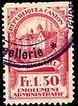 Switzerland Neuchâtel 1921 revenue 1 1.50Fr - 7D.jpg