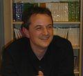 Sylvain Lambert-Virgili au Salon du Livre de Paris 2010.JPG