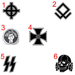 symboles nazis