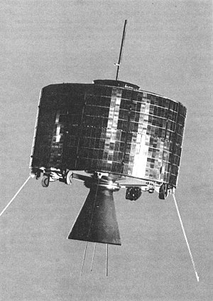 Syncom - First generation Syncom satellite.