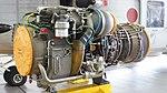 T700-IHI-401C2 engine left front view at JMSDF Maizuru Air Station July 16, 2016.jpg