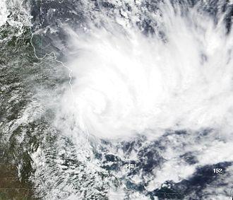 Cyclone Steve - Cyclone Steve made its first landfall on 27 February