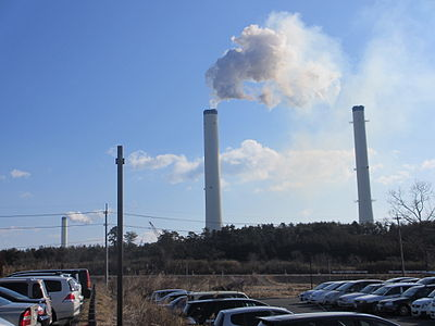 Picture of 広野火力発電所