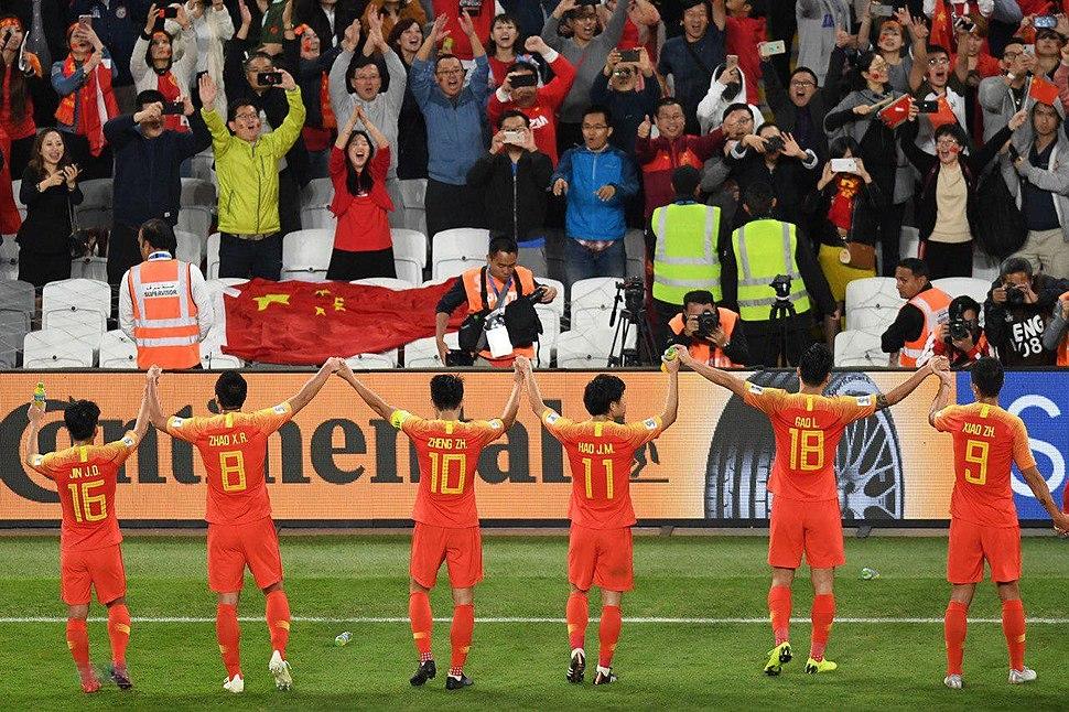 THA-CHN 20190120 Asian Cup 22