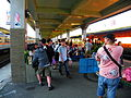 TRA Taitung Station 2nd Platform in Evening 20130601.jpg