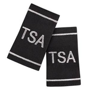 Transportation Security Administration - A Transportation Security Officer Shoulder Board