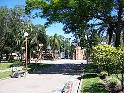 Tacuarembó plaza Artigas.jpg