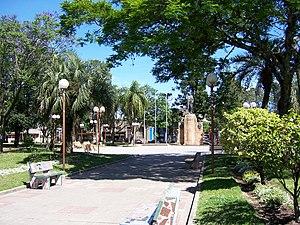 Tacuarembó -  Plaza 19 de Abril