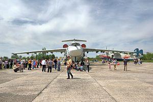 Taganrog Beriev Aircraft Company Beriev A-40 Albatros (Be-42) IMG 8015 1725.jpg