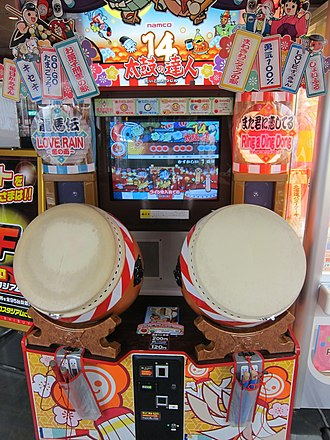 Taiko no Tatsujin - Taiko no tatsujin 14 is known to be the last enumarated arcade. Since then, their succesors have specific names.
