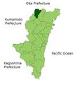 Takachiho in Miyazaki Prefecture.png