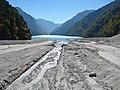 Takase Dam lake crisis.jpg