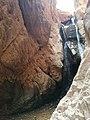 Tange Daastan Waterfall, Mojan, Shahroud, Semnan, Iran.jpg