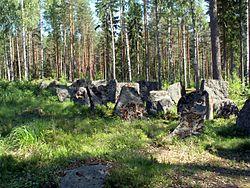 Tank obstacles in Miehikkala.jpg