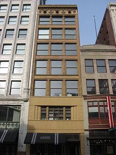 Taylor Carpet Company Building United States historic place