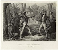 Tecumseh ante Harrison