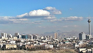 Tehran Capital city of Iran