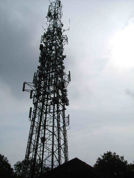 File:Telecom's Tower at Westley Heights. - geograph.org.uk - 51730.jpg
