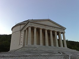 Romeinse tempel in Possagno