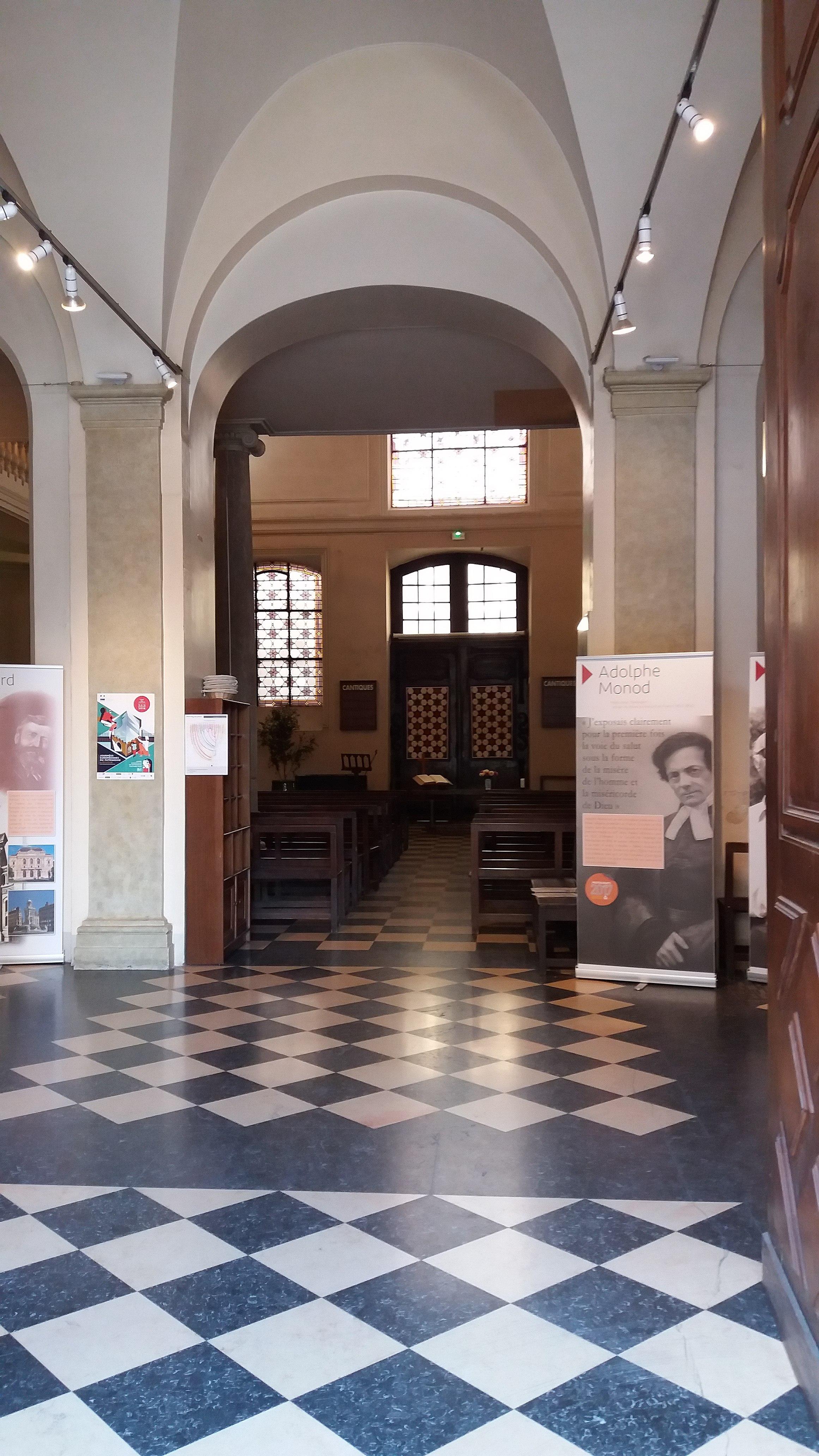 File:Temple du Change - Hall d\'entrée.jpg - Wikimedia Commons