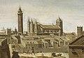 Templo mudéjar del Pilar en 1647.jpg