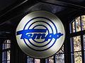 Tempo, luminous advertising sign, Auto & Uhrenwelt Schramberg, pic1.JPG