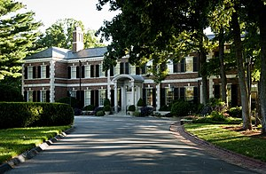 Tennessee Governor's Mansion - Image: Tennessee Residence