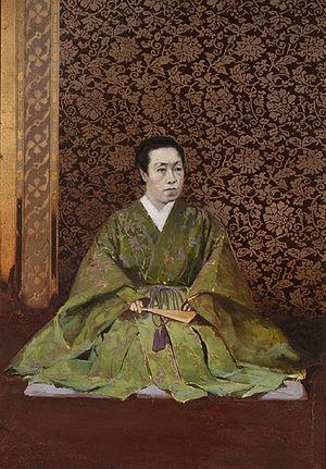 Tokugawa Iemochi - Tenshoin, Iemochi's foster mother