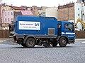 Teplice, čisticí vůz Marius Pedersen.jpg