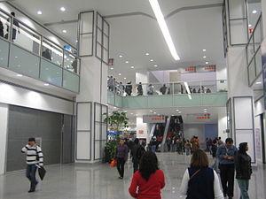 Terminal Ciudad Azteca, Mexipuerto