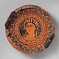 Terracotta lekanis (dish) MET DP111847.jpg
