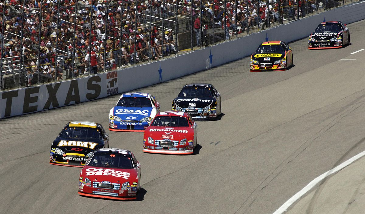 Nascar nextel cup 2006 wikipedia for Nascar tickets for texas motor speedway