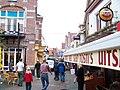 Texel - Den Burg - Stenenplaats - View ENE towards Weverstraat.jpg