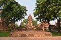 Thailand - Ayutthaya city - Wat Mahathat temple - 576 - 2019-03-23.jpg