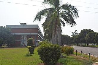 Punjab Agricultural University - Image: Thapar Hall PAU