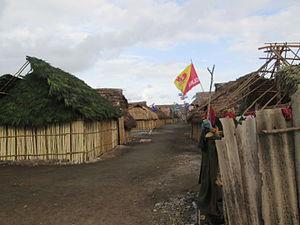 Ukupseni - Houses on Playón Chico