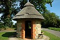 Thatched shelter - geograph.org.uk - 411155.jpg