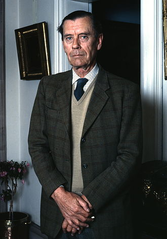 Duke of Sutherland - John Egerton, 6th Duke of Sutherland, by Allan Warren