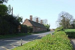 Barrow, Shropshire - Image: The Almshouses geograph.org.uk 418661