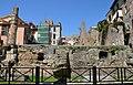 The Capitolium (temple dedicated to Jupiter, Juno аnd Minerva) dating back to ca. 50-40 BC, Terracina (Anxur), Terracina, Italy (15049089128).jpg