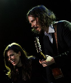 Joy Williams e John Paul White in concerto nel 2012