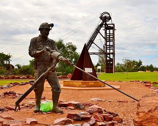 The Cobar Miner, Cobar, 2017 (01)