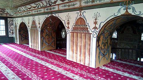 The Colorful Mosque of Tetovo , Шарена џамија Тетово 24.jpg