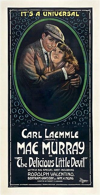 The Delicious Little Devil - Image: The Delicious Little Devil Film Poster