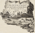 The Dutch colony of the Cape of Good Hope by L.S. De La Rochette RMG F0337.tiff (cropped).png