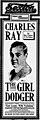 The Girl Dodger 1919 newspaper.jpg