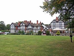 Woodhall Spa - The Golf Hotel