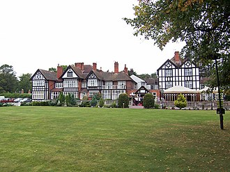 Woodhall Spa - The Golf Hotel