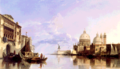 The Grand Canal Venice, looking towards the Dogana and Santa Maria della Salute.png